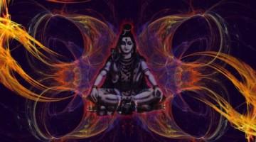 Shiva in Trance