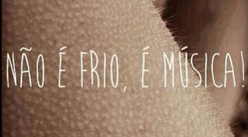arrepio musica
